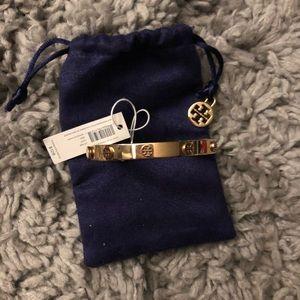 Tory Burch Rose Gold Bracelet
